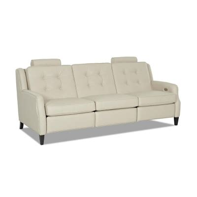 Comfort Design Clp277pb Rs Salito Leather Reclining Sofa