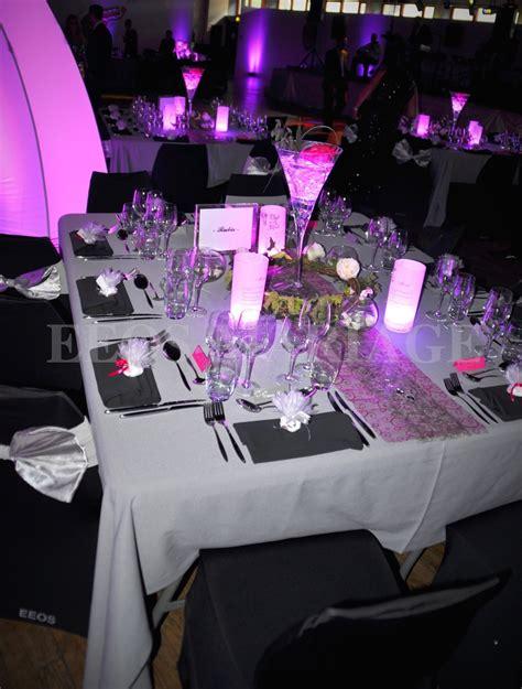 deco de salle mariage noir et blanc decoration mariage noir et blanc fashion designs