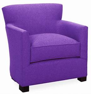 7 Contemporary Purple Arm Chairs For Your Living Room