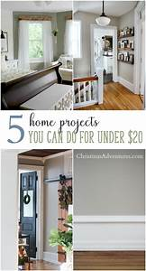 5, Easy, Home, Improvement, Projects, On, A, Small, Budget, Under, 20