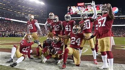 49ers Bowl San Francisco Chiefs Celebrate Kansas