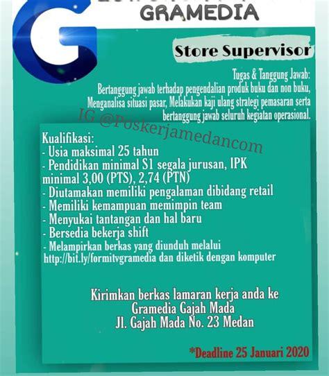 Lowongan kerja guru penggerak kemdikbud. Lowongan Kerja Informasi Gramea Gajah Mada Medan Juli 2020 ...
