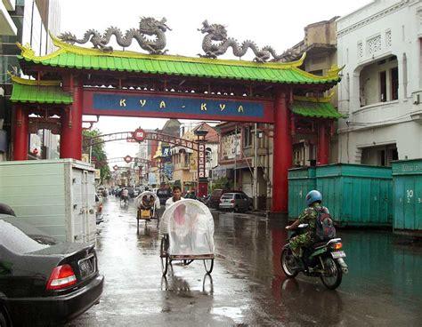 chinatown surabaya indonesia chinatown