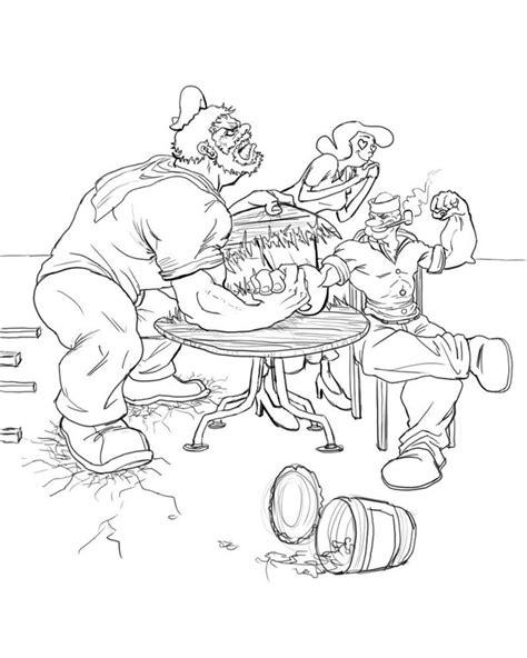 Pin by April Dikty ( Ordoyne) on Popeye | Sketches, Art