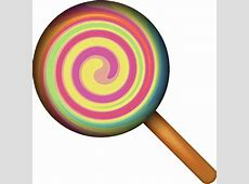 Download Lollipop Candy Emoji Emoji Island