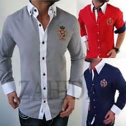 designer hemden herren jeel herren business büro chef hemd hemden slim fit manager luxus designer neu ebay