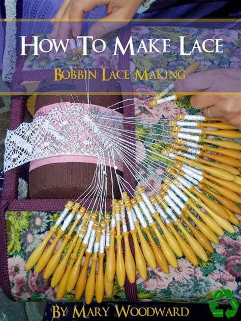 lace bobbin lace making  pages instructions