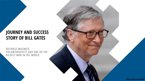 Journey of Bill Gates - Early life and success story synopsis