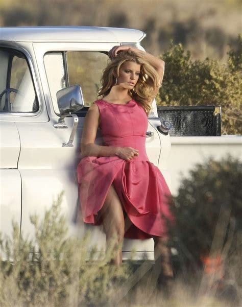 Photos Of Jessica Simpson Photo Shoot With Brett Ratner In