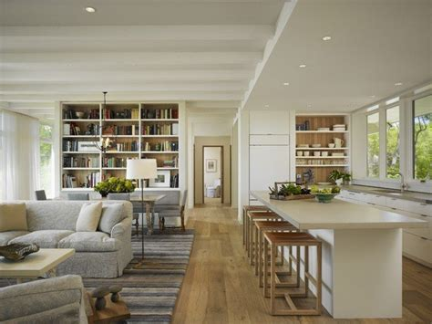 Ideas For Open Living Room And Kitchen by 17 Open Concept Kitchen Living Room Design Ideas Style