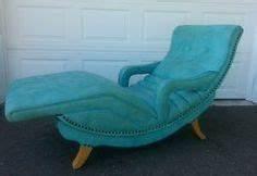 Vintage Contour Chaise Lounge Psychiatrist Chair By