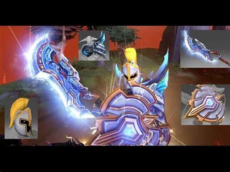 dota 2 sven mix shattered greatsword immortal vigil signet commander s helm stormwrought