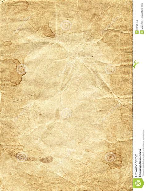 fondo de papel vintage de archivo imagen 31485153