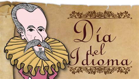 Imagenes Del Dia Del Idioma Español