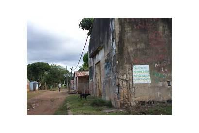 Dominican Republic Haiti Village Kushner Plantation Conflict
