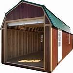 Garage Barn Lofted Workshop