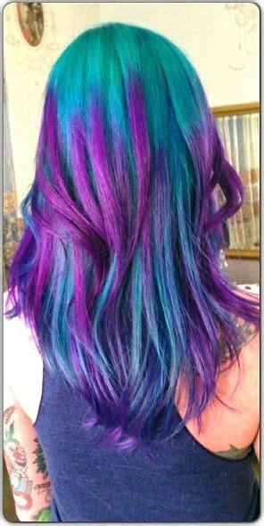 Mermaid Hair Can Be Created By Added A Variation Of One Or