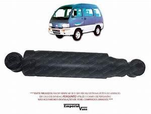 Kit Amortecedor Traseiro Dianteiro Asia Towner Van