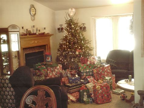 christmas tree with presents hd wallpapers blog