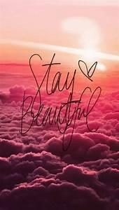 Stay Beautiful iPhone 5 Wallpaper (640x1136)