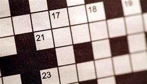 How To Solve A Diagramless Crossword Puzzle