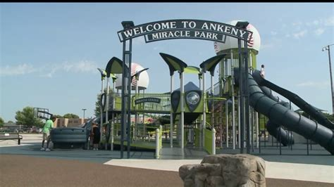 ankeny miracle park time restrictions   discussed