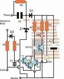 2 Simple Earth Leakage Circuit Breaker  Elcb  Explained