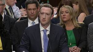 Zuckerberg has a hard time during the second hearing with ...