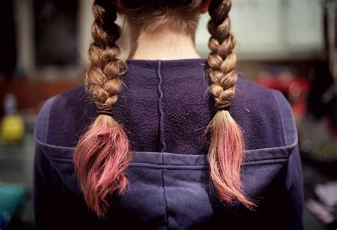 tight rubber band hairstyles   magical