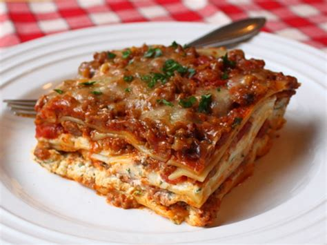 cuisine lasagne looking back at the traditional food product reviews