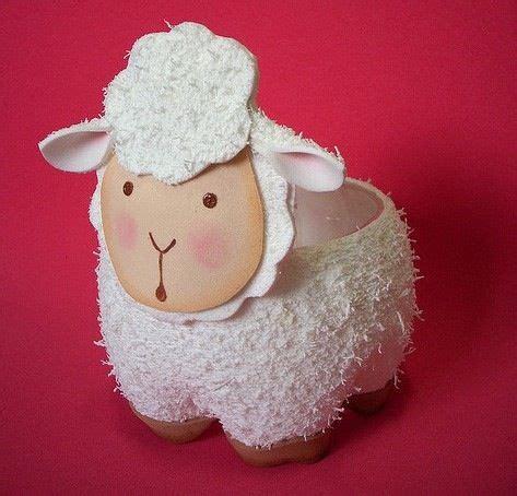 dulcero de oveja con pet dulceros con botellas manualidades manualidades con botellas y