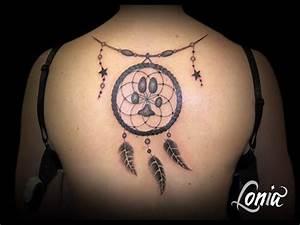 Attrape Reve Tatoo : best 10 tatouage attrape reve dos ideas on pinterest tatouage de cuisse d 39 attrape r ve ~ Nature-et-papiers.com Idées de Décoration