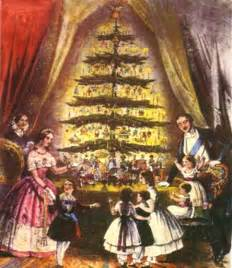 queen victoria s first christmas tree history myths debunked