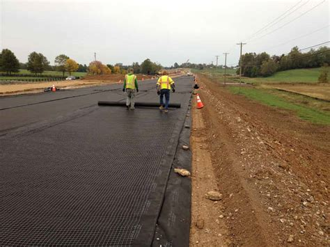 corrugated drain pipe alliance geosynthetics bx 1515 geogrid 13 12 x 246 359