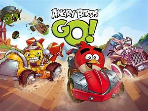 Download 2015 Calendar Angry Birds Go Gets Updated With Local Multiplayer