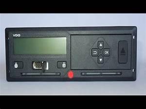 Digitaler Tachograph Auslesen : digi tacho auslesen dtco 1381 youtube ~ Kayakingforconservation.com Haus und Dekorationen