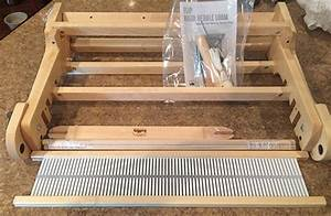 Using A Schacht Flip Loom  Rigid Heddle Weaving For