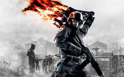 shooter game homefront full hd desktop wallpapers p