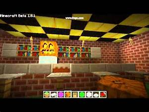 MineCraft ideas inside the house - YouTube