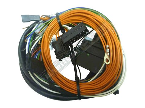 Milford Towbar Wiring Harness Generic