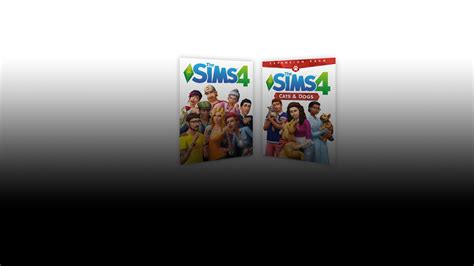 buy  sims   cats dogs bundle microsoft store