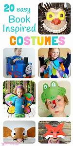 Diy Kids Book Week Costumes