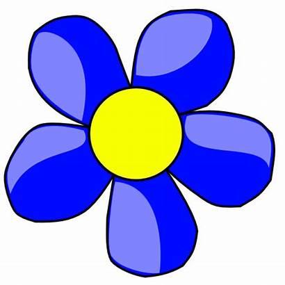 Flower Flowers Clipart Clip Cliparts Petal Colors