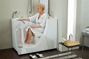 Bathtubs, For, The, Elderly, And, Disabled