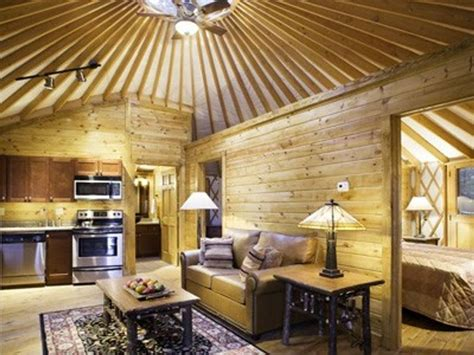 glamorous  bedroom yurt sleep  yurts  rent