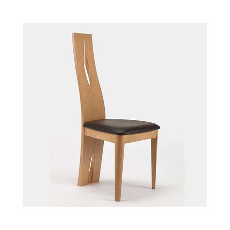chaise en bois massif chaise bois massif coin fr com