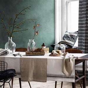 Farbe Grau, Grün, Braun Wohnen und einrichten mit