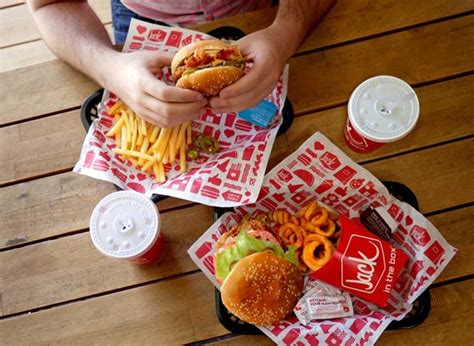 The Best And Worst Menu Items At Jack In The Box