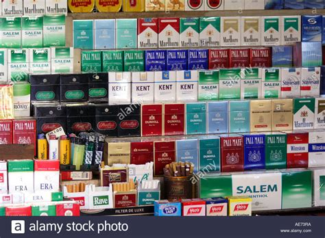 Best Rolling Tobacco Brands Cigarette Brands Stock Photos Cigarette Brands Stock