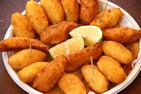 cuisine recipes fried food yet another sicilian specialty palermo for